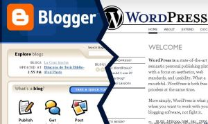 Ventajas de Wordpress sobre Blogger y viceversa.