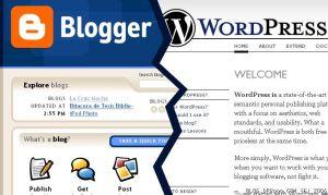 ventajas de blogger sobre wordpress y viceversa