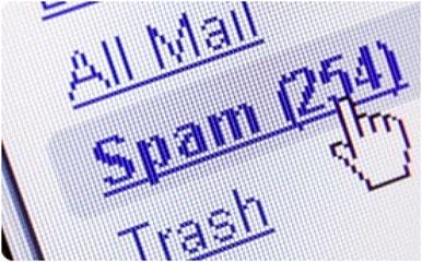 palabras spam